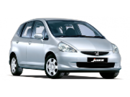 Honda Jazz 1.4 For Rent