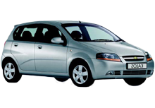 Chevrolet Kalos 1.4 For Rent