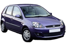 Ford Fiesta 1.6 For Rent
