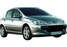 Peugeot 307 1.6 For Rent