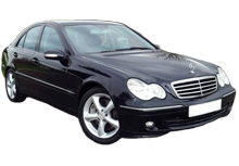 Mercedess C Class 2.2 For Rent