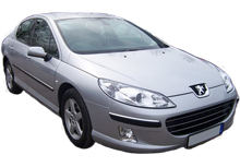 Affitto Peugeot 407 2.0