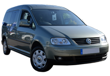 Аренда Volkswagen Caddy 1.9